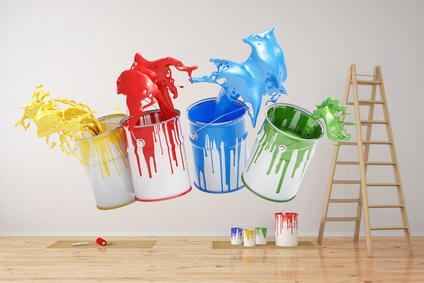 Gut bekannt Farben & Lacke UA55